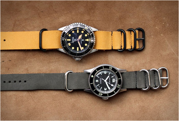 Watch Straps | By Worn & Wound | Image