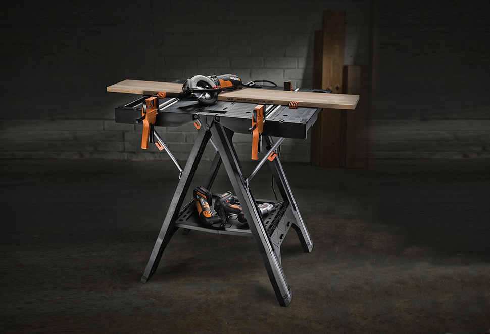 WORX PEGASUS FOLDING WORK TABLE | Image