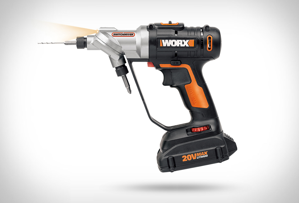Worx Switchdriver | Image