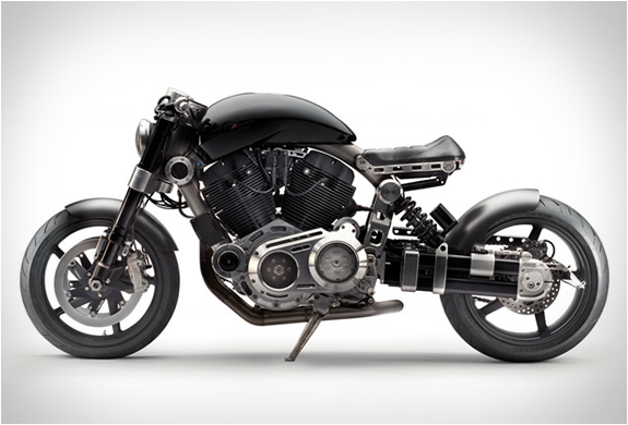 X132 Hellcat By Confederate Motorcycles
