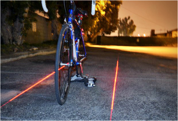 Xfire Bike Lane Safety Light | Image