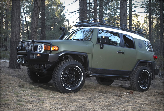 Cruiser Fj Toyota Toyota Fj Cruiser | By Xplore Vehicles
