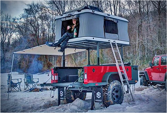 Xventure Off-road Trailer | Image