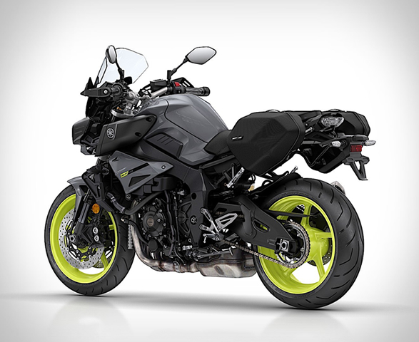 Yamaha Mt 10 Tourer Edition