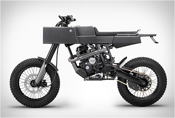 YAMAHA SCORPIO | BY THRIVE MOTORCYCLE | Image