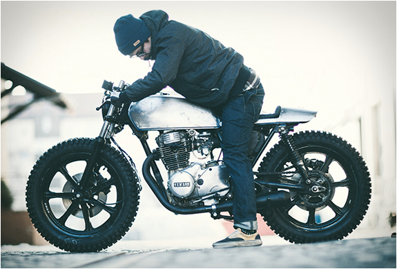 Yamaha Xs360 | By The Hookie | Image