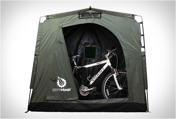 Yardstash | Outdoor Bike Storage | Image