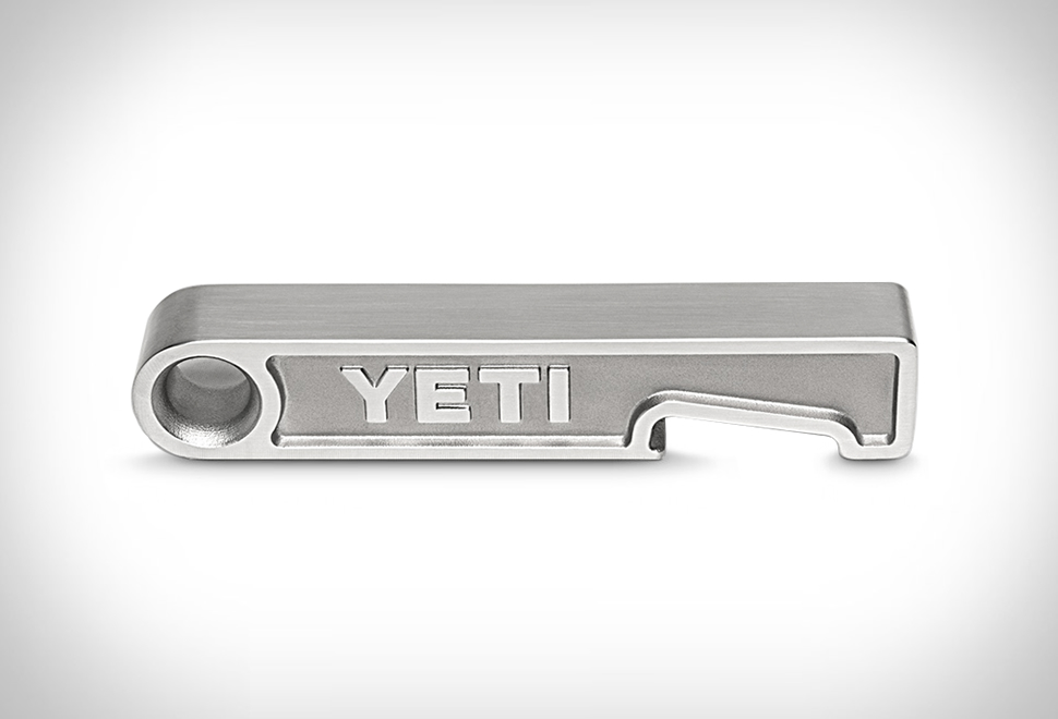 YETI Brick Bottle Opener | Image