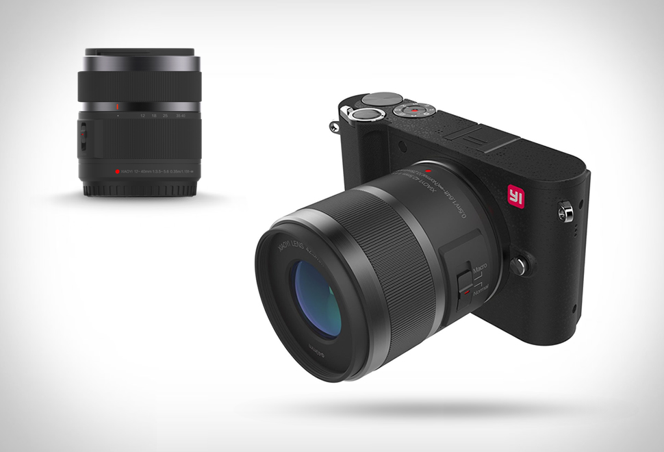 YI M1 Mirrorless Digital Camera | Image