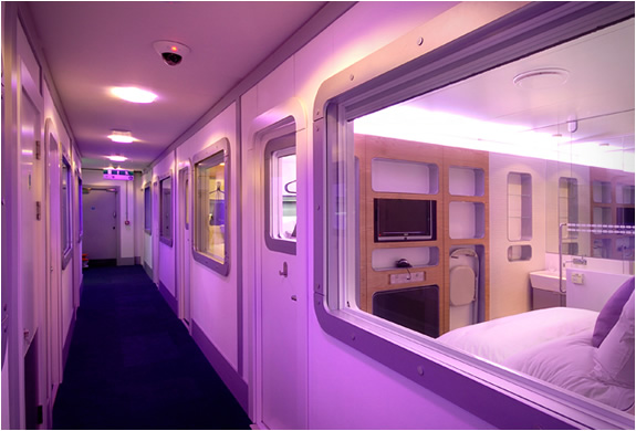 YOTEL | AIRPORT HOTEL | Image