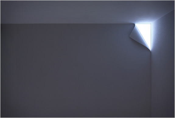 Peel Wall Light By Yoy : Peel Wall Light By Yoy
