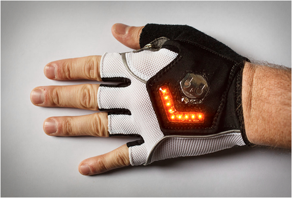 Zackees Turn Signal Gloves | Image