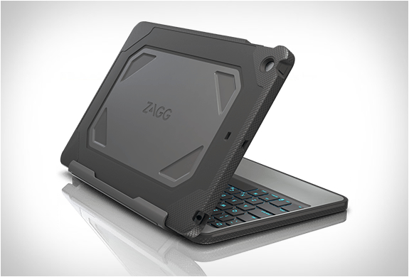 RUGGED FOLIO | BY ZAGG | Image