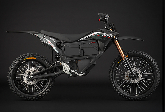 Zero Mx | Electric Dirtbike | Image