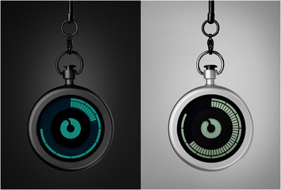 Ziiiro Pocket Watch | Image
