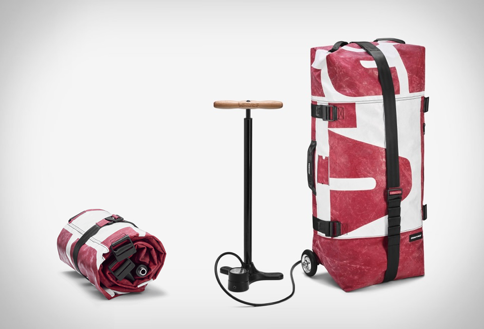 ZIPPELIN INFLATABLE TRAVEL BAG | Image