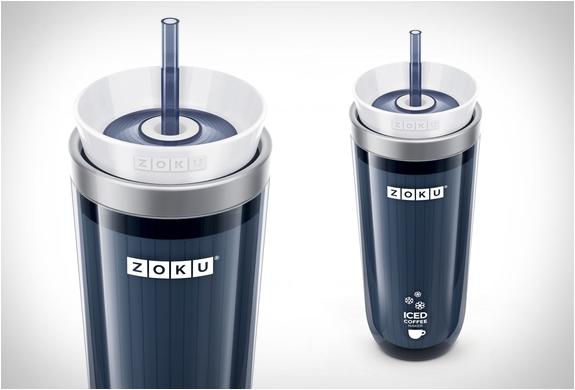 Zoku Iced Coffee Maker Instructions : ZOKU ICED COFFEE MAKER