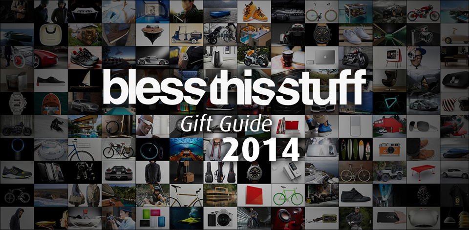 Gift Guide 2014 Bless this stuff